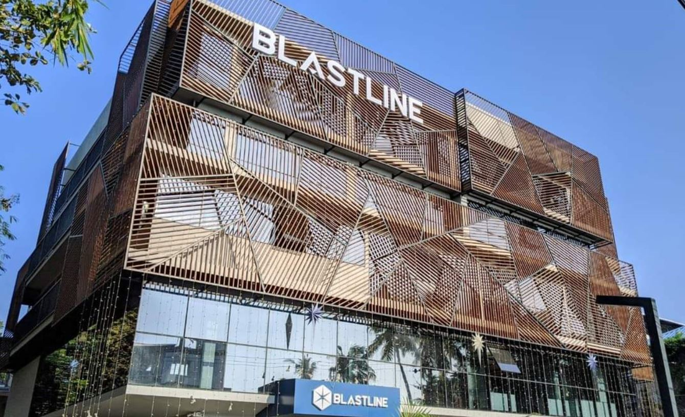Blastline Ernakulam Commercial Interior Design