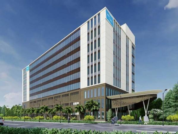 Mari Apps Kochi Building design Commercial Interior