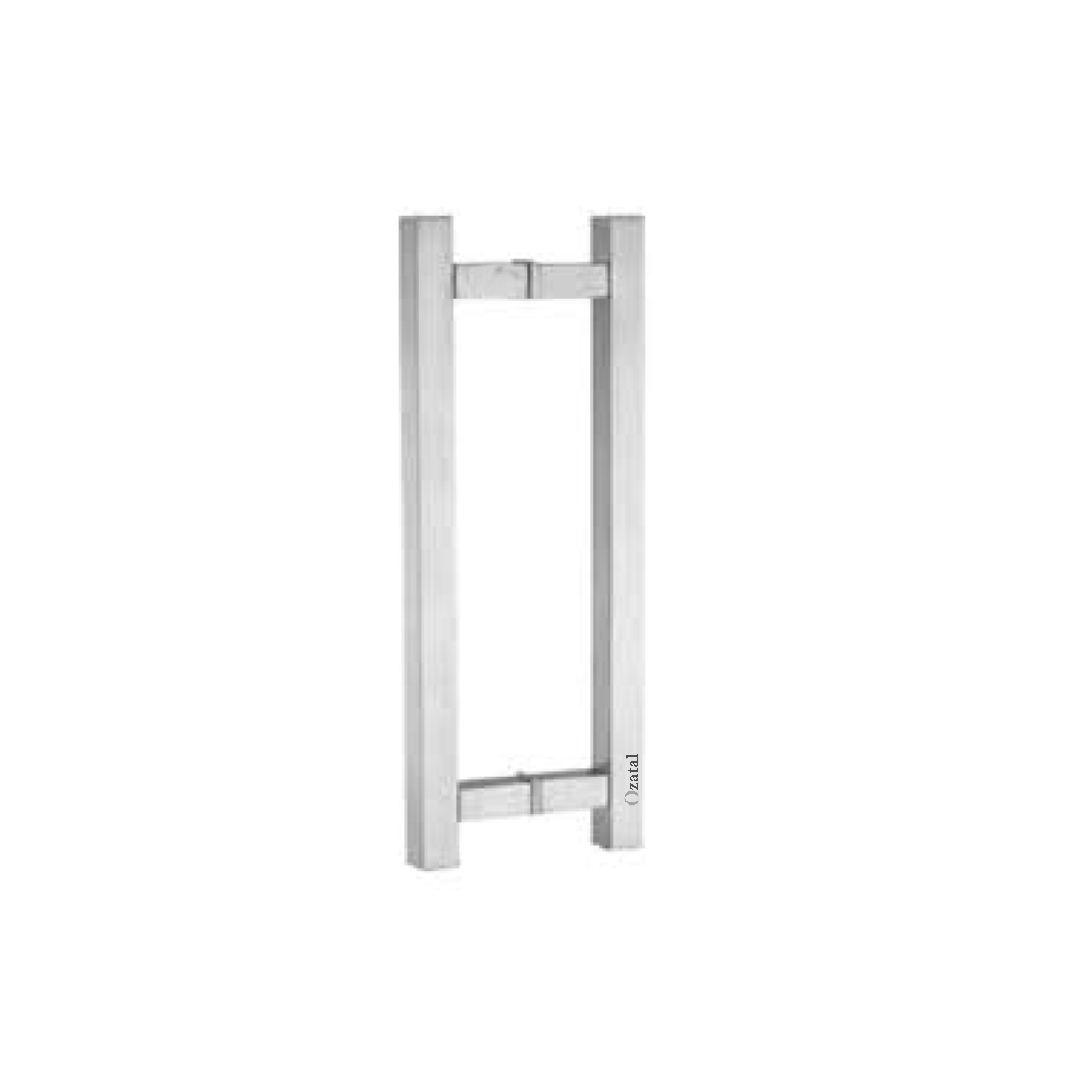 glass door handle design
