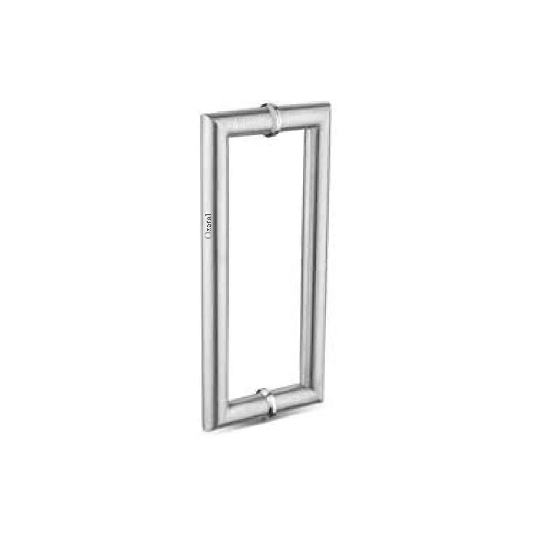 Glass Door Handle 'L' Type