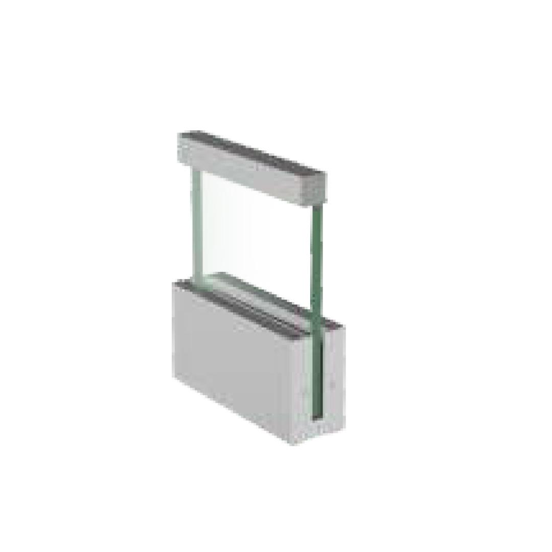 aluminium railing accessories