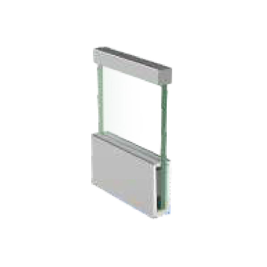 glass railing accessories