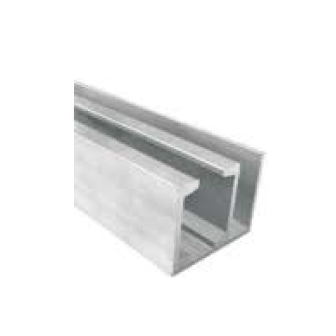 Aluminium Track (Door+Fix Glass)