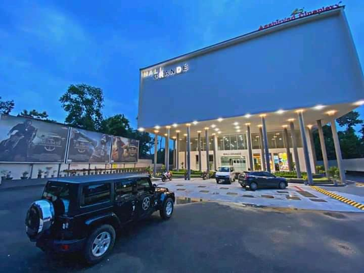 ashirvad cinemas thiruvalla Commercial Interior Design