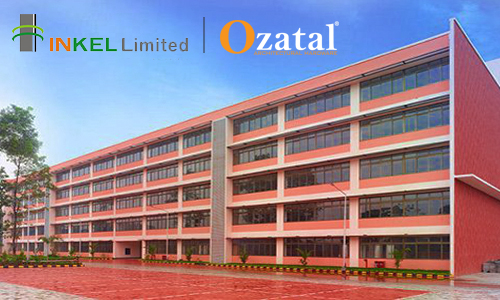 Ozatal Acquires 10000 SqFeet Building Area In INKEL TOWER  Angamaly