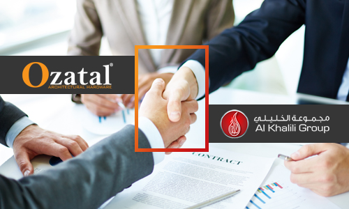 Ozatal Enter Into Agency Agreement With AL KHALILI Group,Oman